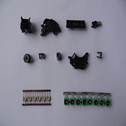 连接器(高防火、30%以上纤维)