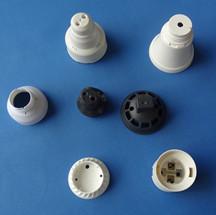 LED灯罩(防火、加纤、加瓷)