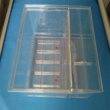 透明红酒包装桶