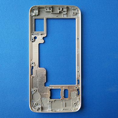 手机塑包铝合金外壳(纳米注塑)